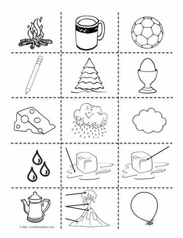 Properties Of Matter Coloring Pages Matter Worksheets States Of Matter Worksheet States Of Matter