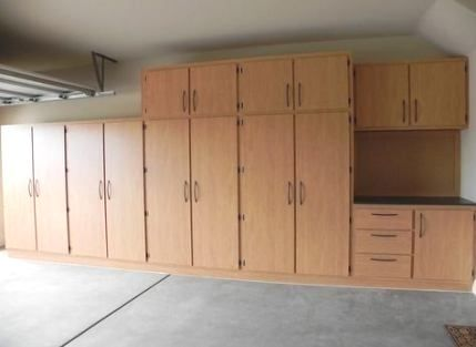 57 New Ideas For Garage Storage Diy Cabinets How To Build