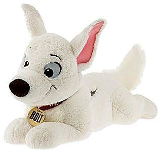 Buying Choices: Disney Bolt Movie Exclusive 12 Inch Deluxe Plush Figure Bolt (Lying Down)