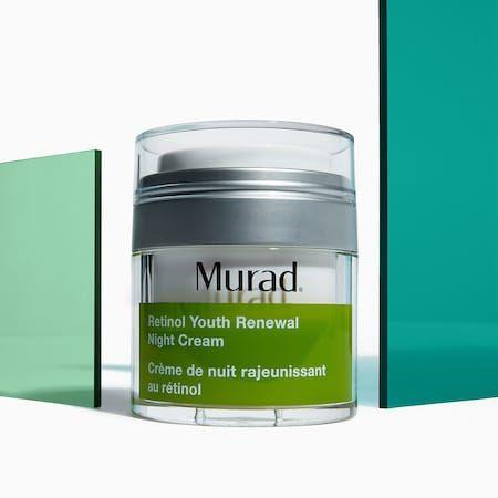 Retinol Youth Renewal Night Cream Murad Sephora Retinol Retinol Night Cream Night Creams
