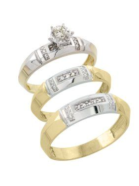 Walmart Wedding Rings Sets For Him And Her Walmart Wedding Rings Diamond Wedding Rings Sets Wedding Ring Sets