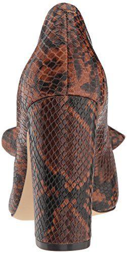 f543ea3e8cf Nine West Women's HADDRIANA Reptile Print Pump   SHOES ADDICTION II