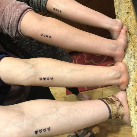 70 Heart-Warming Sister Tattoo Ideas That Show Major Sibling Love - Millions Grace