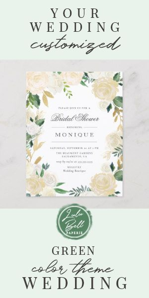 Gold Glitter & Blush Ivory Floral Bridal Shower Invitation Postcard #bridalshower #floral #blushand #gold #glamorous #InvitationPostcard