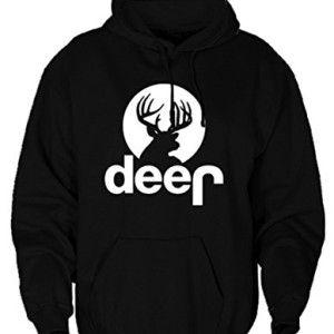 New Men/'s Distressed Jeep Logo Hoodie Men/'s X-Large Sweatshirt Hoodie X-Large