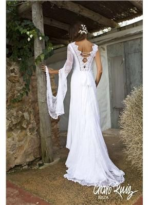 Gamosgr Wedding Dress By Happy Hippie