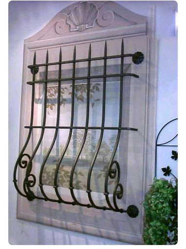 Top 55 Beautiful Grill Design Ideas For Windows Engineering Discoveries Iron Window Grill Grill Design Window Grill Design