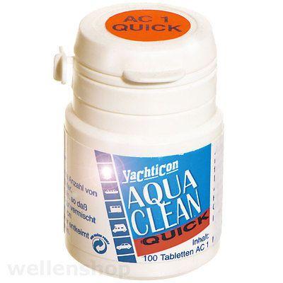 Trinkwasser Aufbereitung Aqua Clean Ac 1 Quick 100 Tabl