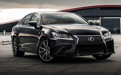 2015 Lexus Gs 450h F Sport Package Now Available In Usa Lexus Lexus 450h Lexus Cars