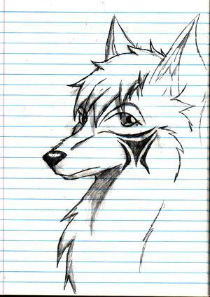 Trendy Drawing Anime Wolf Eyes Ideas In 2020 Wolf Sketch