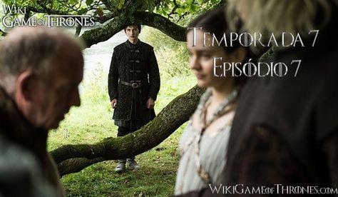 Game of Thrones Temporada 7 Episódio 7: O Dragão e o Lobo | Game of thrones,  Dragões, Temporadas