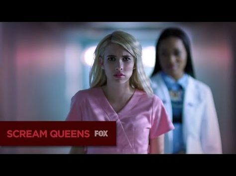 """Lea Michele Makes Her Hannibal Lecter Debut In New """"Scream Queens"""" Trailer - http://oceanup.com/2016/08/18/lea-michele-makes-her-hannibal-lecter-debut-in-new-scream-queens-trailer/"""
