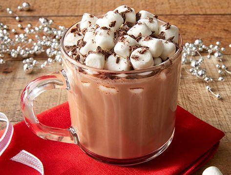 The Uncookie Exchange Hazelnut Hot Chocolate Hot Chocolate Recipes Sweet Desserts Yummy Drinks