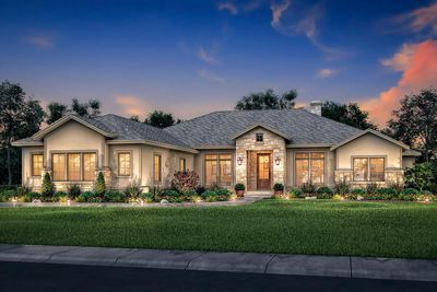 Plan 51795hz One Story Living 4 Bed Texas Style Ranch Home Plan Ranch Style House Plans Brick Exterior House Ranch Style Homes