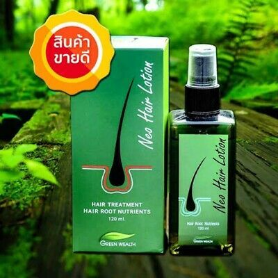 Details About Neo Hair Lotion 120ml Root Beard Sideburns Longer