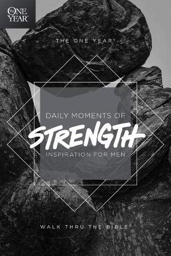 Free Download Pdf The One Year Daily Moments Of Strength