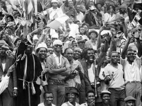 PHOTO FLASHBACK: The visit of Emperor Haile Selassie I to Jamaica in 1966    News   Jamaica Gleaner   Haile selassie, Jah rastafari, Visit jamaica