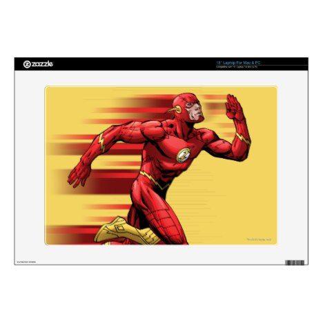 Flash Running 15 Laptop Skin Zazzle Com Running Posters