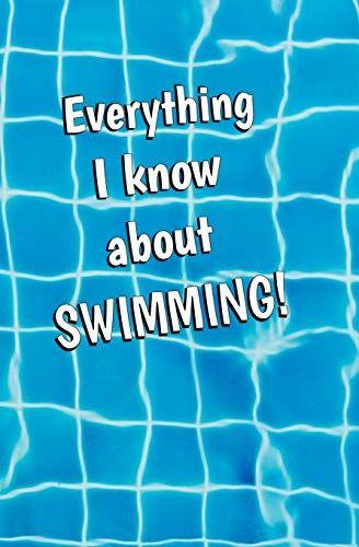 Swim Log Swim Journal Journal Quotes Sports Quotes Blank Journal
