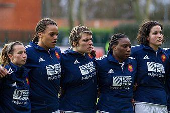 French Rugby Team French Rugby Team Rugby Rugby Girls