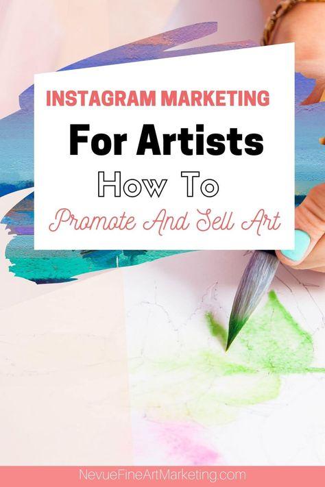 Instagram Marketing For Artists
