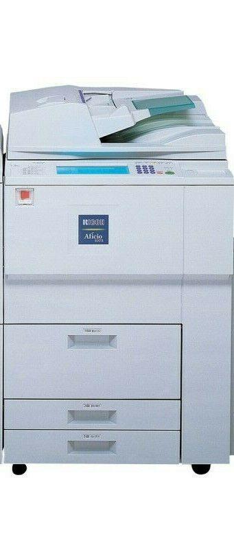 Details About Ricoh Aficio 1060 Copier Scanner Printer Printer