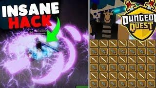 Unlimited Ability Hack Dungeon Quest Level Item Exploit Roblox