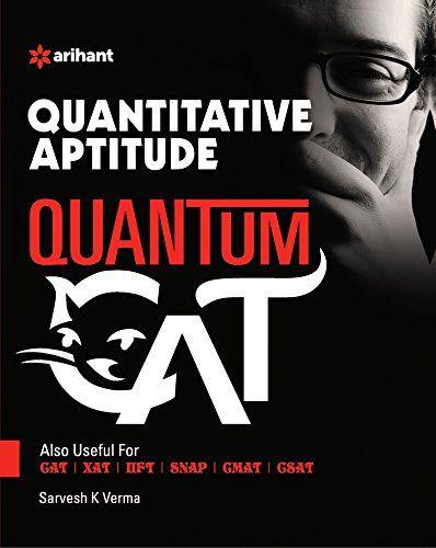 Quantitative Aptitude Quantum CAT Common Admission Tests for