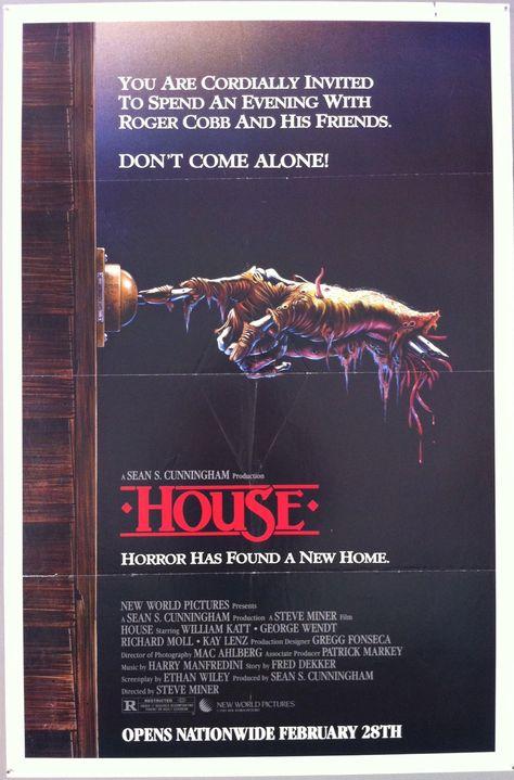 House - 27x41 / U.S.A, 1985