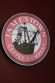 Jamestown Coffe Co. Lexington SC. www.iloverockstardad.com