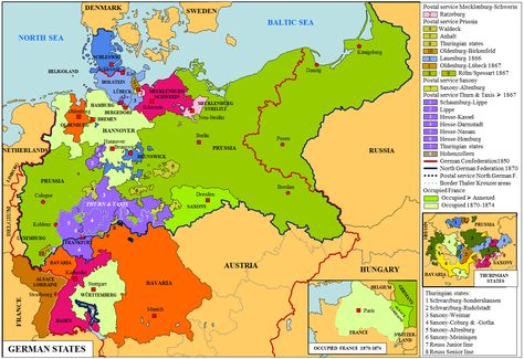 Image Result For 1850 Map Germany Genealogy Pinterest