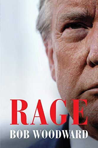 Rage By Bob Woodward Rage New Books Bestselling Author
