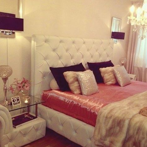 Giving A Bedroom A Makeover My House My Garden Home Bedroom Room Inspiration Bedroom Decor