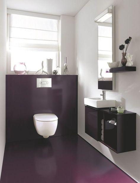 Wc Deco Et High Tech Deco Toilettes Amenagement Salle De Bain