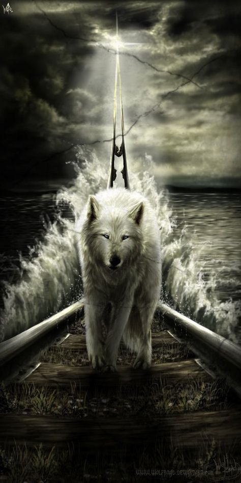 ☆ Cry of the Soul :¦: Art By WolfRoad ☆  ..for me it's not cry of the Soul ...But Powerful