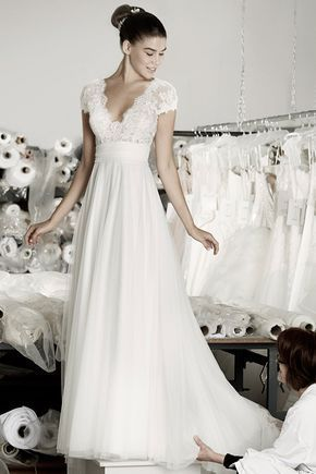 Gown de mariée Cymbeline Caen  - #Caen #Cy…