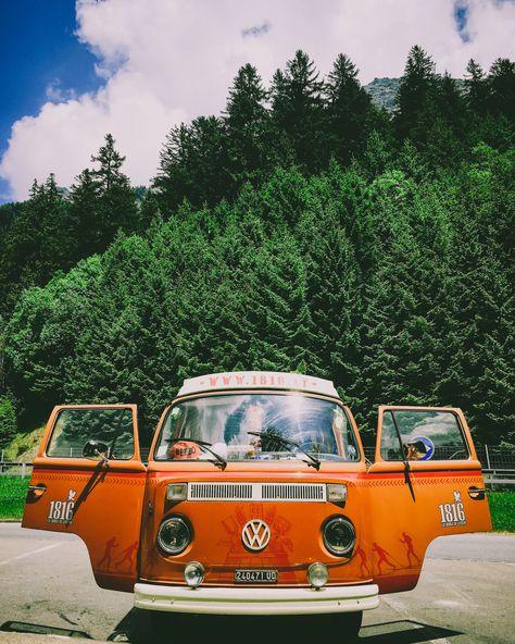 Volkswagen San Bernardino >> San Bernardino Pass Travel Backpacker Volkswagen T2