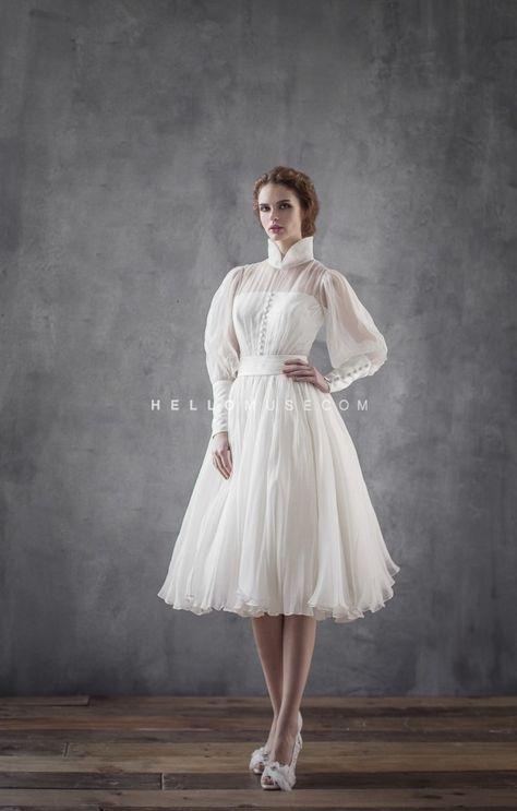 WEDDING - Premium Korean designer's wedding gwon - HelloMuse.com | Korea Pre Wedding Promotion