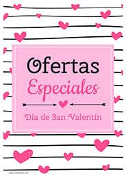 Ofertas Especiales San Valentín Sanvalentin Ofertas En 2019