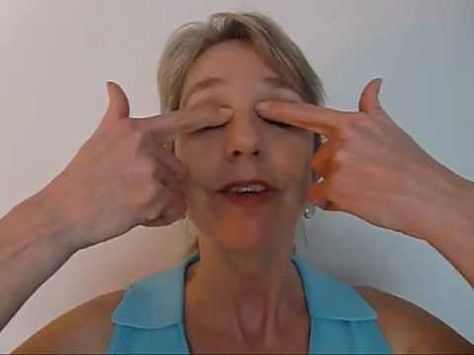 Facial Exercises for Eyelid Droop - Enjoy Taut Eyelids! www.youniqueproducts.com/hollyweiss