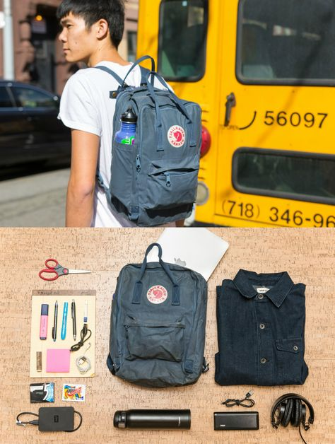 Schoolyard Simplicity | Who it's for: Nostalgia-inducing aesthetic? Check. Storied history? Check. Affordable for young people? Check. The Fjällräven Kånken Backpack is basically the ultimate hipster bag. But hipsters tend to like nice things, so maybe that's not such a bad thing. This bag is best for urbanites and students who pack lightly.
