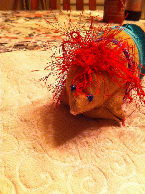 C's mole day project for chemistry -A little Mole-Maid