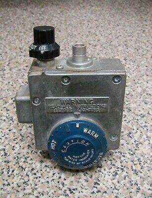 Sponsored Ebay Robertshaw 220rtsp 75 038 000 71087 110 202 Water Heater Gas Valve Thermostat In 2020 Water Heater