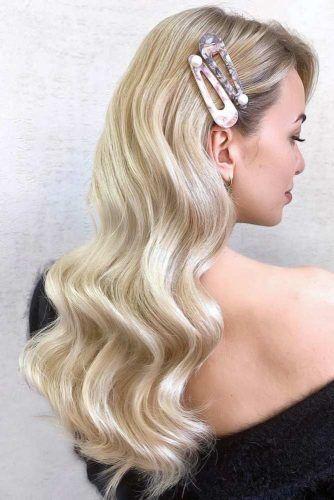 15 Einfache Moglichkeiten Zur Verwendung Von Haarspangen Fur Jede Frisur Trend Bob Frisuren 2019 Hair Styles Hair Long Hair Styles