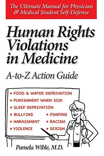 Human Rights Violations In Medicine A To Z Action Guide Paperback In 2020 Action Guide Read Books Online Free Guided Reading Books
