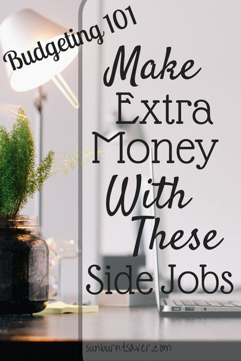 Make Extra Money With a Side Hustle