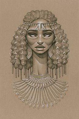 Moondust Moonchild In 2020 Afro Art Black Girl Art Female Art