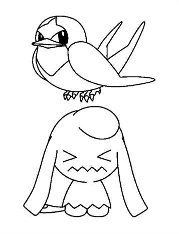 Abra Pokemon Coloring Pages Printable Pokemon Coloring Pages