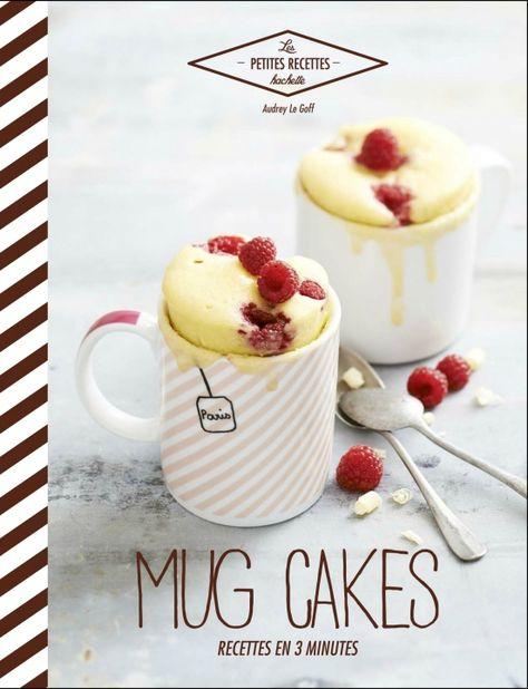 Mug Cake poire