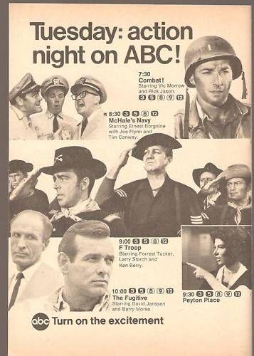 1965 TV Guide Ad